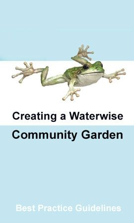 Creating a Waterwise Garden